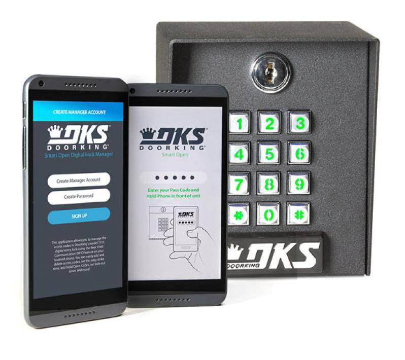 1515 Digital Lock - Smart Open